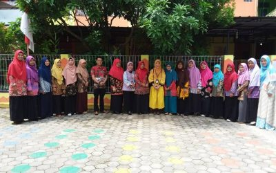 TKIT Bina Ummah Kedatangan Tamu Dari Kementrian Pendidikan