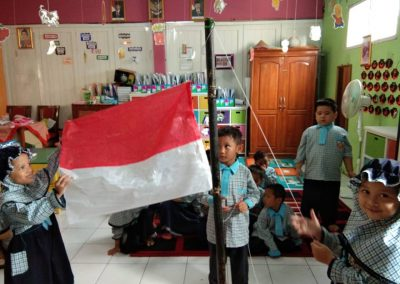 Bendera Indonesia 1