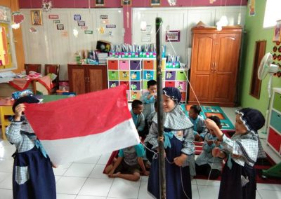 Bendera Indonesia 2