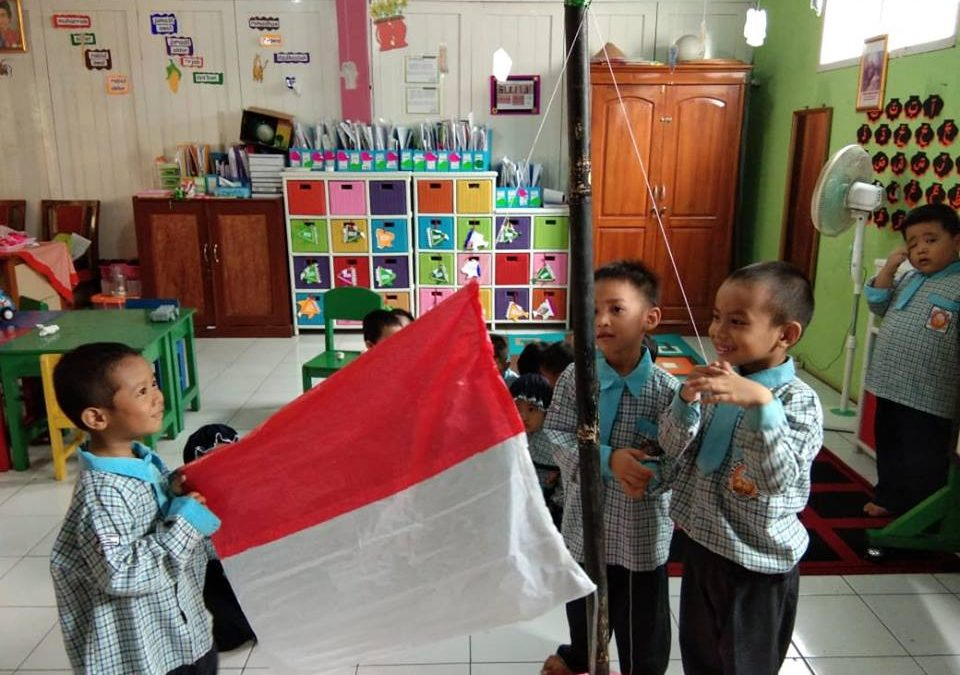 """Bendera Indonesia"""