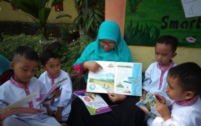 Menumbuhkan Minat Baca Anak Sejak Dini