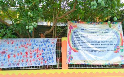 Sekolah Kami Terpilih Menjadi Salah Satu Sekolah Yang Ramah Anak