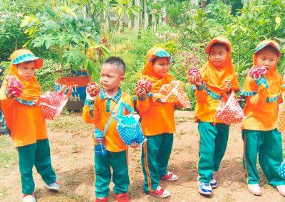 Kunjungan buah naga 4