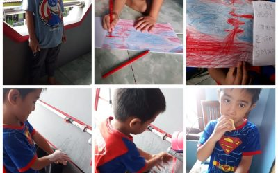 Di pekan ke-4 home learning