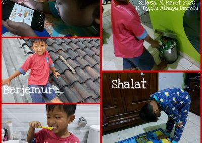 HOME LEARNING 2