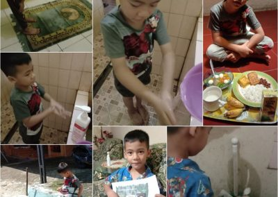 HOME LEARNING 3