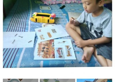 HOME LEARNING 4
